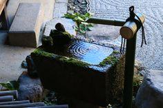Yougen-ji by Yuichi Azuma #tsukubai #japanesegarden #Kyoto