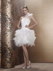 Suknia ślubna Ondine, kolor ivory
