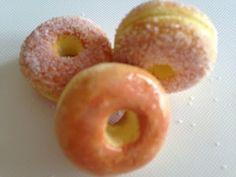 紙粘土でドーナツ作ってみました。Polymer Clay Tutorial. Doughnut. 지점토 - YouTube