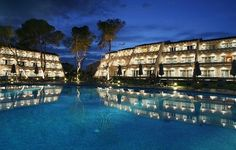 Heading to the Blau Porto Petro resort on Majorca for a conference in April... Looks awful.  :-)