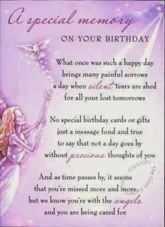 Share free heartfelt in loving memory birthday cards grief happy birthday in heaven aunt jodie i love and missyou gone but never forgotten forever in our m4hsunfo