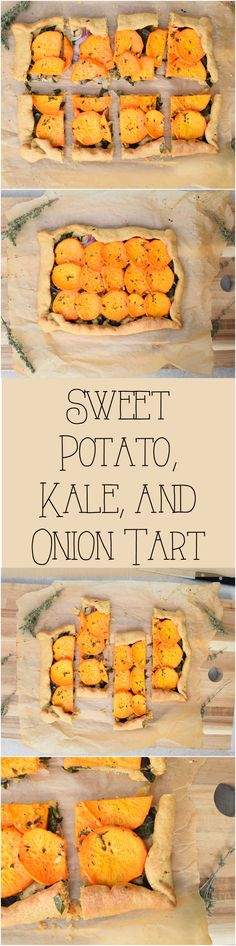 This vegan tart will be your new favorite sweet potato recipe. Seriously delicious and easy.