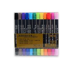 Watercolor Brush Pens® – jungole Paint Marker Pen, Permanent Marker, Watercolor Brush Pen, 3d Cnc, Pen Art, Pens, Markers, Arts And Crafts, Unique Jewelry