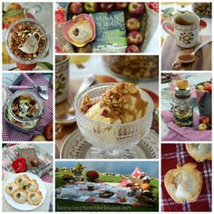 Apple Week Wrap Up with The Novel Bakers