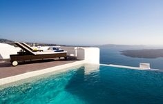 Foivos Suite. Santorini. © Dreams Luxury Suites
