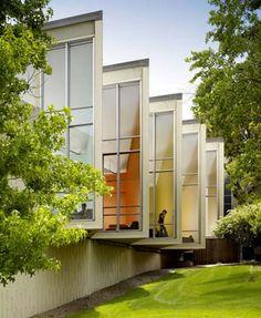 Facebook Headquarters in Palo Alto, California