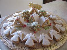 I Dolci di Pinella: Buon Natale....sognando la neve......