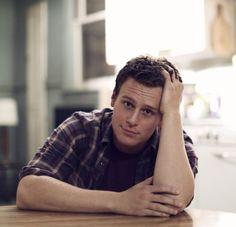 Looking Season 2 - Jonathan Groff in his tv kitchen