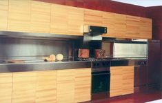 Snaideros Cruscotto kitchen from 1974.