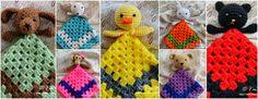 Crochet+Lovey