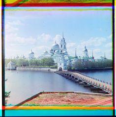 カラーでよみがえる、ロシア帝国末期に生きる人々【画像】