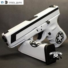 Summon this (or something like it) on amazon.com: http://amzn.to/1MnNAqJ #Repost @crazy_guns with @repostapp. Stormtrooper Glock Credits- @battletecharmory _ Follow @gun_freaks _ #Badass #Shooting #GunPorn #Guns #Gun #Pistol #Firearm #Firearms #Rifle #Shotgun #2ndAmendment #ProGun #Gunstagram #SecondAmendment #ComeAndGetIt #Awesome #Glock #Starwars #Stormtrooper Jesus I didnt think that the caption was so long (I copy and paste it) by captainstrudel22_1738…