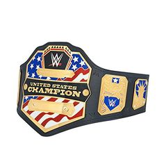 Official WWE United States Championship Commemorative Title Belt *** You can…
