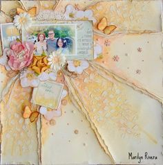 My Creative Scrapbook- August Limited Edition Kit by Marilyn Rivera