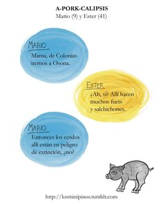 #losminipinos #esterytelling #frases #frasesdeniños #padres #madre #preguntas #cerdo #osona #fuet