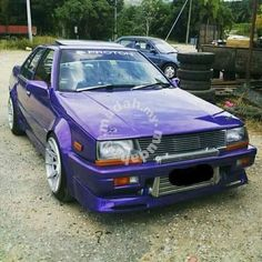 1980 or older Datsun 120Y 2.0 (M)MUSTANG MALAYSIA - Cars ...