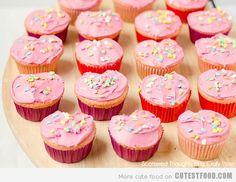 Cute Food Cute Cupcakes Designer Cakes Cupcakes Decorating Kids Cupcakes Cupcakes  sc 1 st  Pinterest & Rudolph and Snowman Cupcakes | Cute Cupcakes | CutestFood.com ...