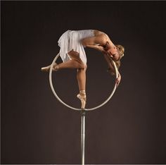 Tink - Combining essences of classical ballet, with the skills of aerial hoop this is an enchanting new combination that has been making a big impact at corporate events and private parties.