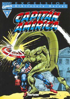 Capitán América  nº 6