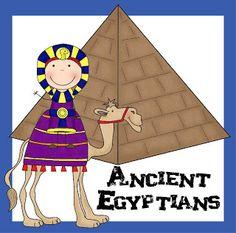 123 Homeschool 4 Me: {free} Ancient Egypt Preschool Pack