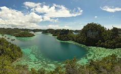 Misool Eco Resort in Raja Ampat, Indonesia