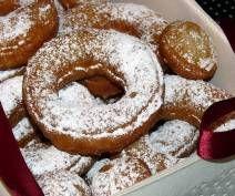 Oponki serowe Doughnut, Food, Essen, Meals, Yemek, Eten