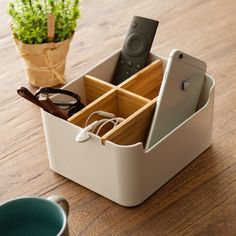 Desktop Bamboo Storage Grid - Thieve is a curated list of the best products and gift ideas from AliExpress.