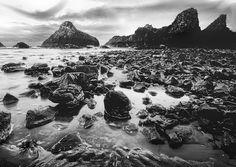 Seal Rock, Oregon by Photo Extremist,  Evan Sharboneau