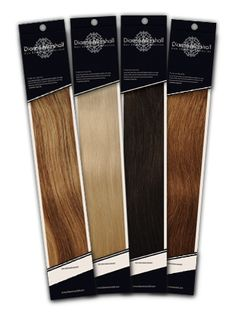 Dianne Marshall Remi hair extensions have undergone rigorous testing and stringent quality control. Dianne has developed the most luxurious hair extensions on the market today. Tangle free, non shedding silky and shiny human hair extensions in 29 colours and 2 lengths. Ready to wear and available at www.diannemarshall.com #hair #hairextensions