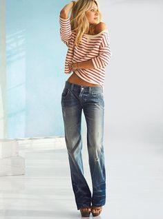 jeans - more → http://denisefashiondesignerclothes.blogspot.com/2013/08/jeans.html