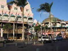 Aruba downtown <3