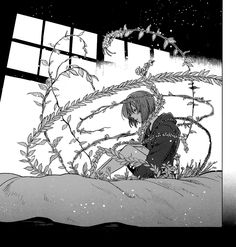 Ch. 022 (魔法使いの嫁) - A contented mined is a perpetual feast