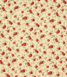 Betty Quilting - Red