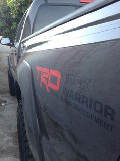 TRD ODRR7 Trd, My Dream, Toyota, Dreams
