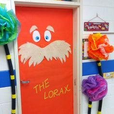 Lorax door