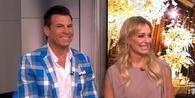 David Tutera and Taylor Armstrong on Wild Wedding   NBC New York