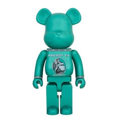 Green Centurion 1000% Bearbrick (Project 1/6) #greencenturion #centurion #bearbrick #1000percent #medicom #medicomtoy #projectonesix #amex #americanexpress #designertoy #awesome #cool #instacool #good #instagood #new