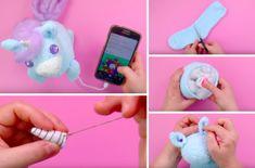 Rechargez votre téléphone comme par magie avec ce chargeur USB licorne à fabriquer