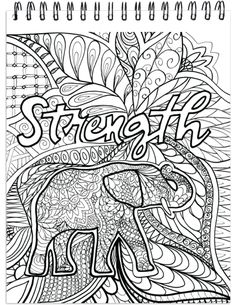 ColorIt's Colors of Inspiration sale. Buy one colors of inspiration adult coloring book and get a second one free. Alphabet Coloring Pages, Coloring Pages To Print, Coloring Book Pages, Printable Coloring Pages, Coloring Sheets, Free Inspirational Quotes, Swear Word Coloring Book, Color By Numbers, Color Quotes