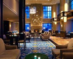 Hilton Chicago Hotel, IL - 720 South Bar and Grill | IL 60605