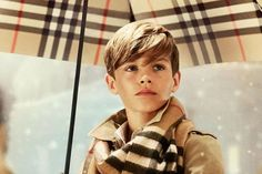 Romeo Beckham Is Enchanting in Burberry's Beautifully Choreographed Christmas Spot - Video - Creativity Online