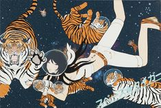 Space Tiger