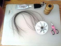 Kumihimo Braided Horse Hair Jewelry