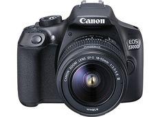 DSLR Canon EOS 1300D Kit 18-55mm III - Μαύρο | Public