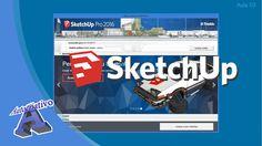 Curso de SketchUp – Módulo Intermediário – Aula 03/29 – Autocriativo
