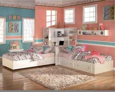 Twin Bedroom Sets for Girls