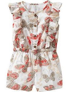 Toddler girl clothes from Old Navy are simply the cutest. Baby Girl Dresses, Baby Dress, Cute Dresses, Toddler Outfits, Kids Outfits, Summer Outfits, Little Girl Fashion, Kids Fashion, Baby Kids Clothes