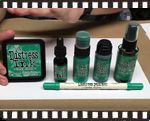 Distress Marker Coloring | Ranger Ink and Innovative Craft Products