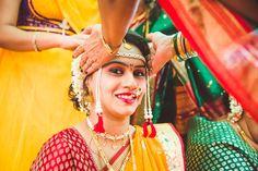 Anand Maratha Matrimony - The No. 1 & Find thousands of Maratha Brides/Grooms on the most trusted Maratha Matrimony, Bharat matrimony site for happy marriages. Marathi Bride, Marathi Wedding, Desi Wedding, Saree Wedding, Wedding Suits, Wedding Bride, Marathi Nath, Wedding Album, Wedding Photos