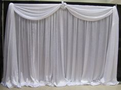 how to make a portable wedding backdrop frame with PVC piping - Google Search